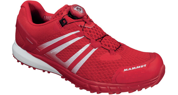 Mammut M's MTR 201-ll Boa Low Shoes inferno-white
